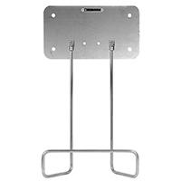 Mounting Plate & Hose Rack