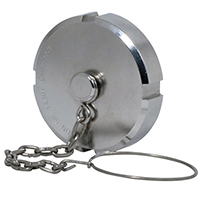 Blind Nut with Chain & Seal Disc 2029
