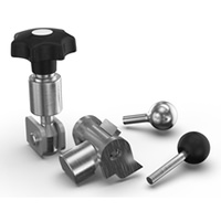 Eyebolts, Handle-Knobs, Hinges Thumb
